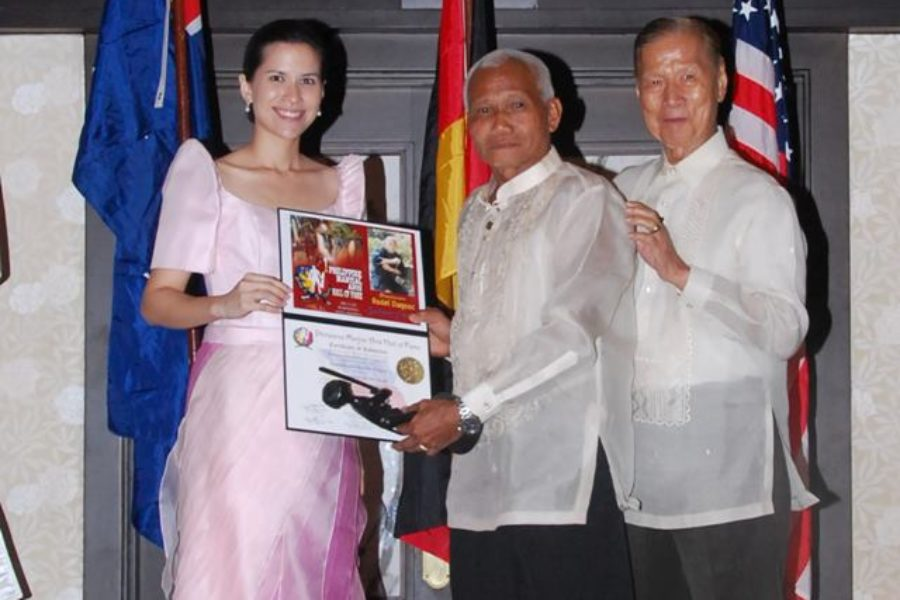 1st Philippine Martial Arts Hall of Fame